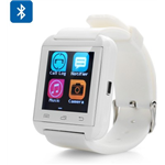 SD U8 White Smartwatch