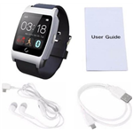 U Watch UX Heart Rate Monitor Tracker Sport Uwatch Smartwatch