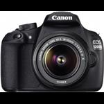 Canon EOS 1200D Kit (EF S1855 IS II) DSLR Camera