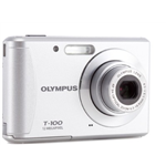 Olympus Digital Camera T 100 Point & Shoot Camera