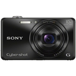 Sony Cybershot DSCWX220/BC E32 Point & Shoot Camera