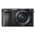 Sony ILCE6000L with SELP1650 Lens Mirrorless Camera
