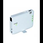 D-Link SharePort Go DIR-506L Wireless Router