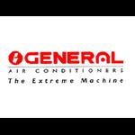 O General AKGA09AATB 0.75 Ton 1 Star Window AC