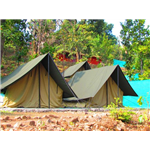 Camp Theva Heights Tents - Reniwala - Dehradun