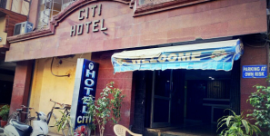 City Hotel - Lalbagh - Lucknow