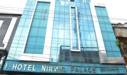 Nirmal Palace Hotel - Charbagh - Lucknow