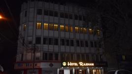 Rajdhani Hotel - Central Avenue - Nagpur