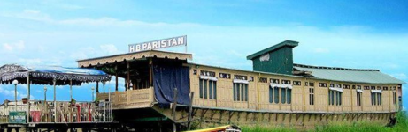 Paristan Houseboat - Dal Lake - Srinagar