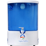 Aqua Active Dolphin 8 L RO + UV +UF Water Purifier