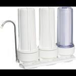 Aqua Prime Trio 8 L Gravity Based Water Purifier