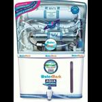 Watermark 12 Stage,Royal Aqua Grand+ Bio+AAA Mineral Cartridge 8 L RO + UV +UF Water Purifier