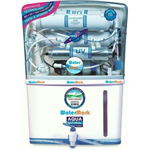 Watermark Royal Body Grand Plus Ro + UV +TDS Controller With Minerals Cartradge 8 L RO + UV +UF Water Purifier