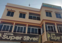 Super Silver Guest House - Vegetable Market Road - Diu