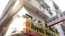 4 Royals Guest House - Jawahar Nagar - Ludhiana