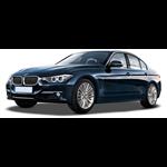 BMW 3 Series 2016 320d M Sport