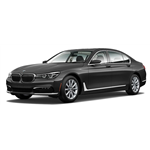 BMW 7 Series 2016 730Ld Design Pure Excellence