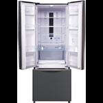 Hitachi R-WB480PND2 456 L French Door Bottom Mount Refrigerator