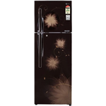 LG GL-D402JHSL 360 L Double Door Refrigerator