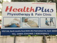 Health Plus Physiotherapy & Pain Clinic - Ernakulam