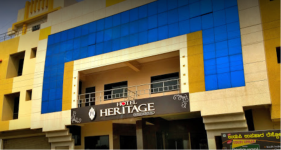 Hotel Heritage International - Konkanapura - Vijayapura
