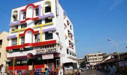 Umesh Hotel - Char Rasta Nani - Daman