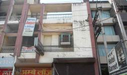 Hotel Lakhe Lodge - Green Chowk - Durg