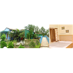 United 21 Resort Sunderbans - Pakhiralaya - Gosaba