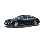 Mercedes-Benz S-Class Maybach S600 Guard