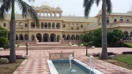 Laxmi Vilas Palace - Kakaji Ki Kothi - Bharatpur