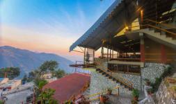 The Satvik Resort - Talla Dhungsil - Bhimtal
