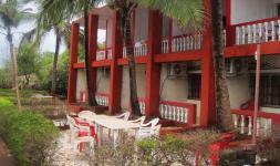 Sagar Hill Resort - Karde - Dapoli