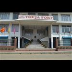 Hotel Theja Fort - Station Road - Dimapur