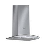 Bosch DWA06D751I Chimney with Glass - 60 cm
