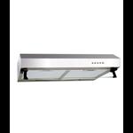 De Pearl 60cm 750 M3 hr Accendo Straight Line Chimney Straight Line Chimney