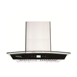 Hindware 60cm Glass Chimney Thya Touch Screen
