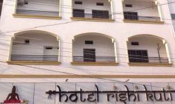 Hotel Rishi Kuti - Mahakal Road - Ujjain
