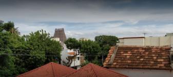 West Gate - West Adayavalanchan Street - Tiruchirappalli