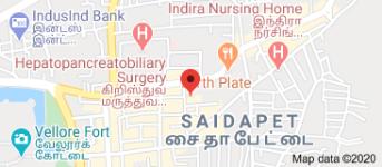 Hotel Vishram - Sripuram - Vellore
