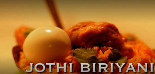 Jothi Briyani Stall - Beripettai - Vellore