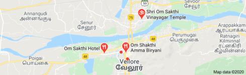 OM Shakthi Hotel - Poigai - Vellore