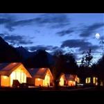 Ambalal Lake View Luxury Tent - Athanavoor - Yelagiri