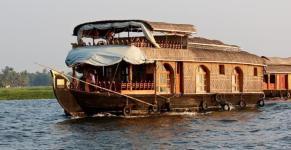 St Crispin Heritage House Boat - Kumarakom