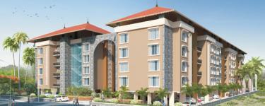 SAI Radha Apartments Hotel - Kidiyur - Udupi