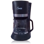 Cubee SS-567 10 Cups Coffee Maker