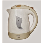 Equity Polypropylene/ABS Plastic 1.2 L Electric Kettle