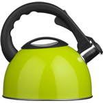Franky & Bunny Whistling Green 2.5 L Electric Kettle