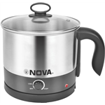 Nova KT 729 Multi Function 1 L Electric Kettle