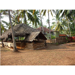 Sharanagati Yogahaus - Black Beach - Varkala