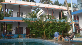 Skyline Beach Resort - Papanasam Beach - Varkala